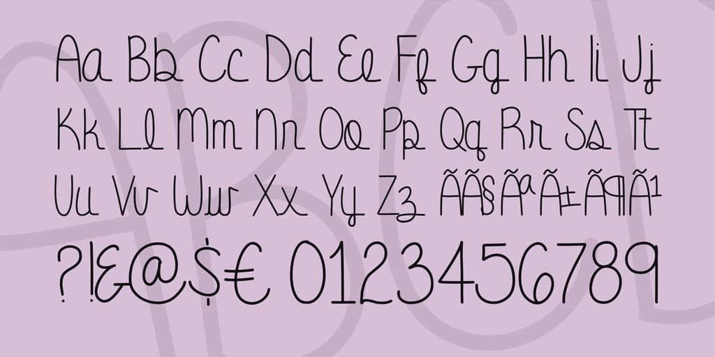 Download Promise font (typeface)