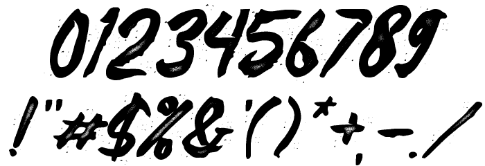 Download Rostoh font (typeface)