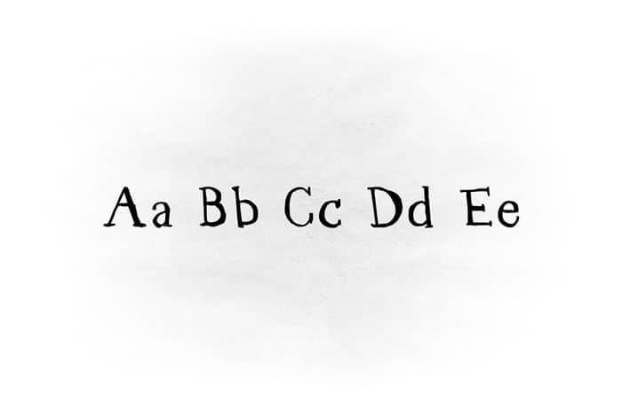 Download Lorem Serif font (typeface)