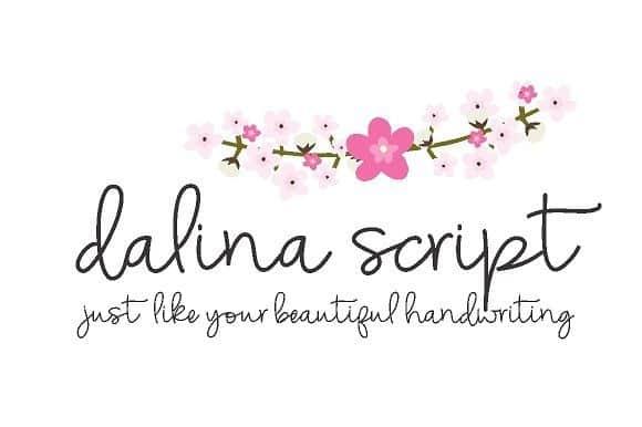 Download Dalina font (typeface)