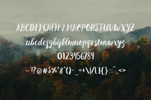 Download Delayota font (typeface)