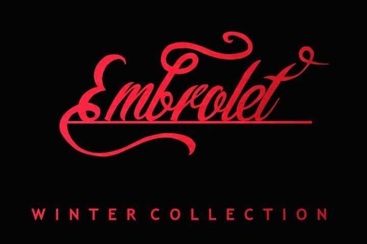 Download Embrolet font (typeface)