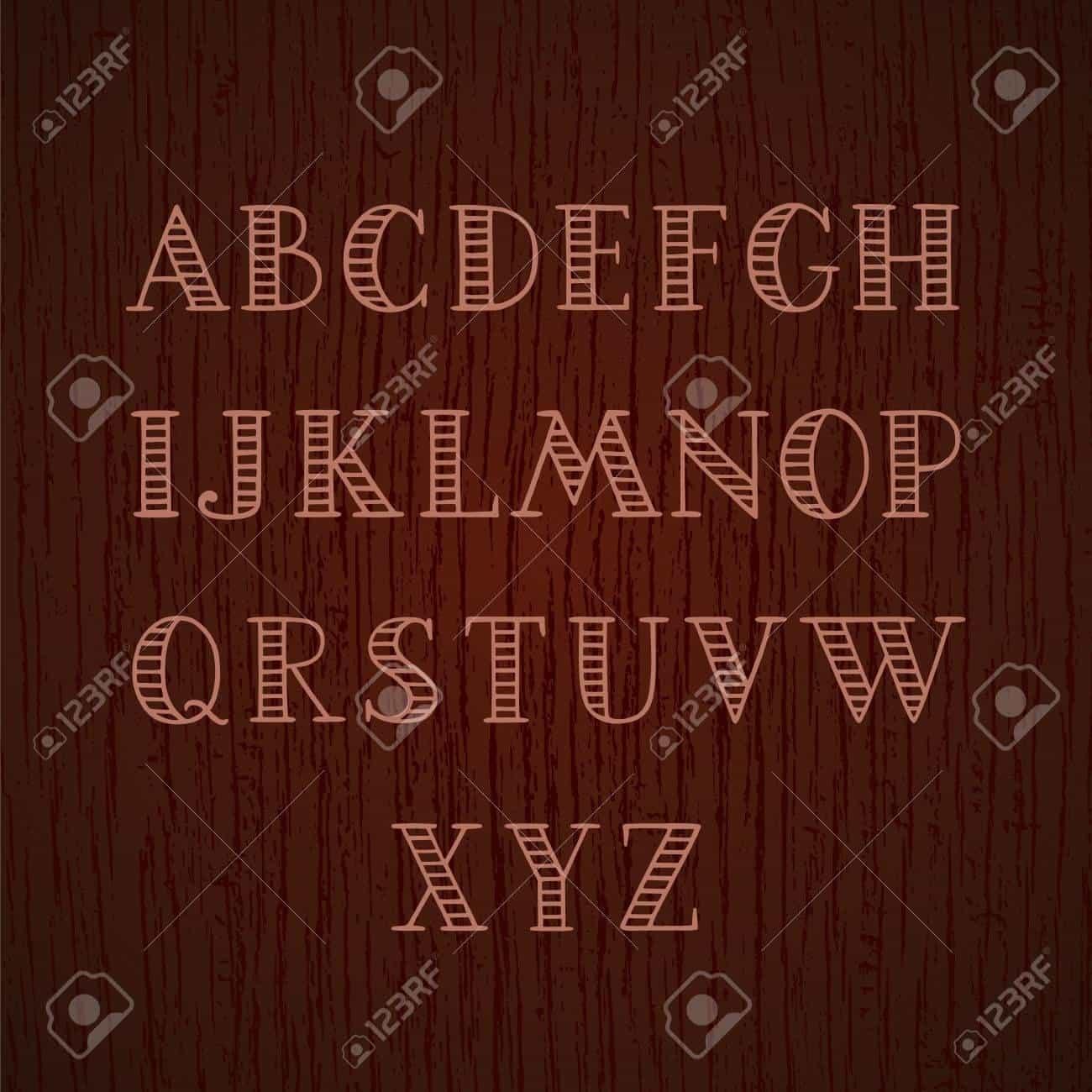 Download AZ Texture font (typeface)