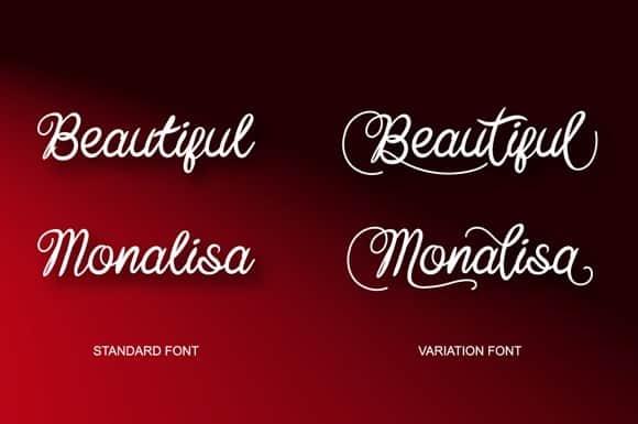 Download Baline Script font (typeface)