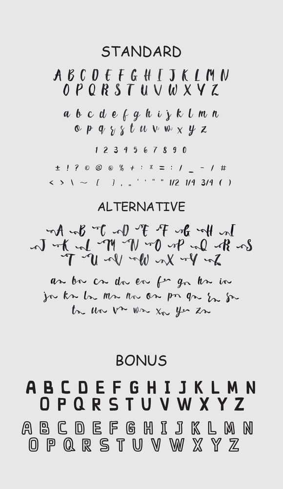 Download Cemporeng Script font (typeface)