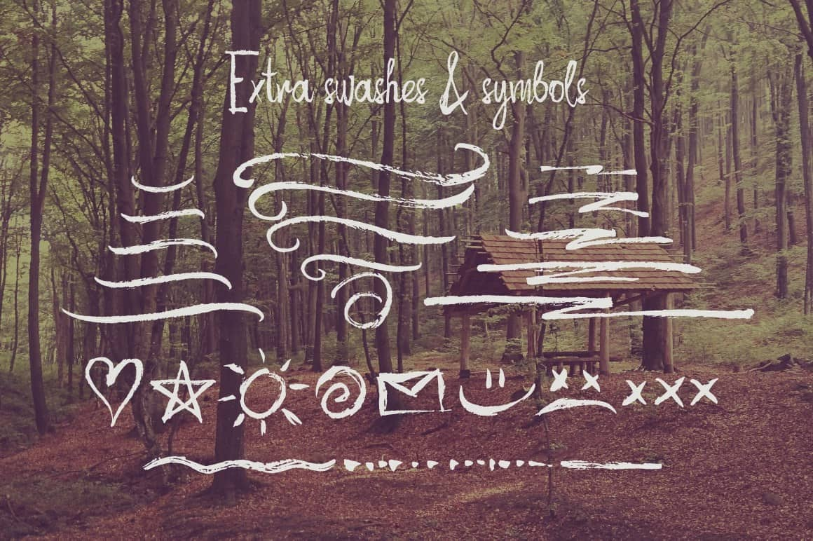 Download Autumn Feel font (typeface)