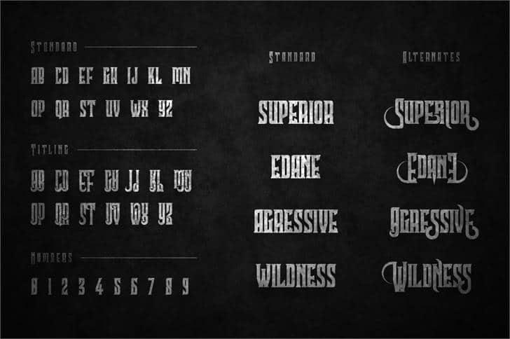 Download Clobot font (typeface)