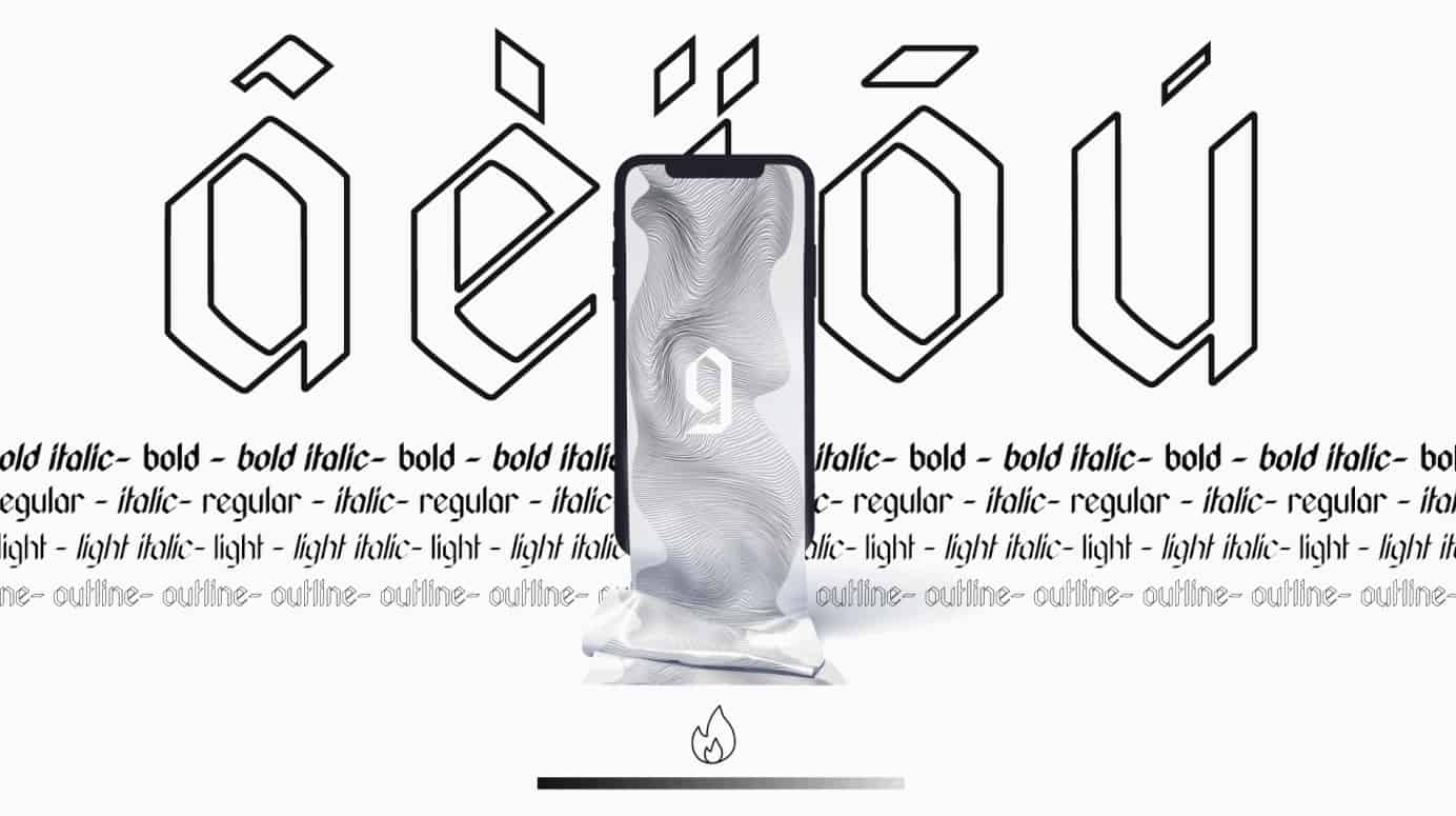 Download Fenix Sans font (typeface)