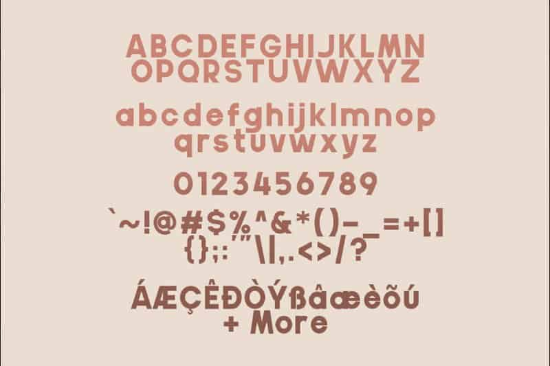 Download GILA font (typeface)