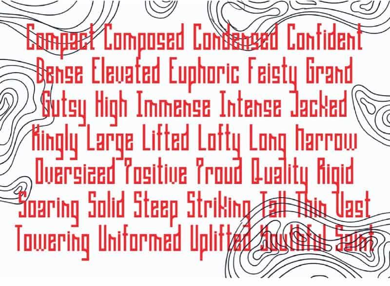 Download GAIA font (typeface)
