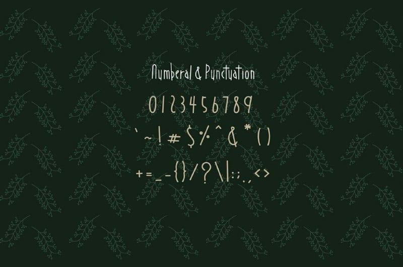 Download Decaf font (typeface)