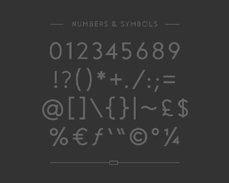 Download Stereo font (typeface)
