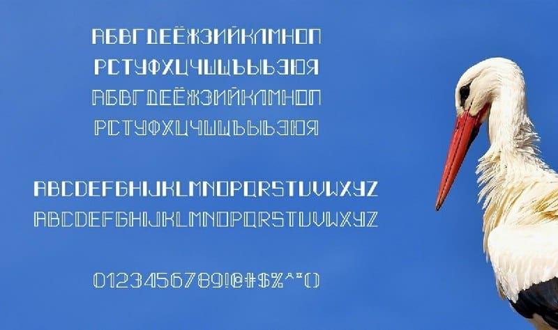 Download Linetoline font (typeface)