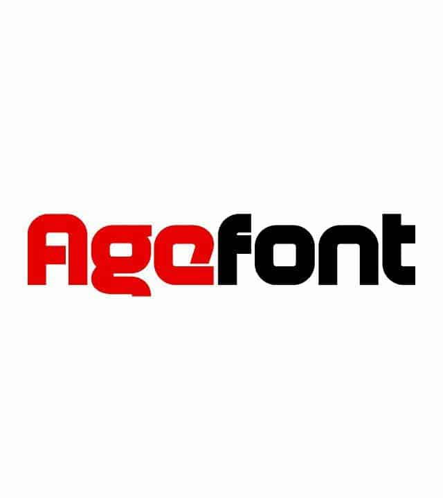 Download Age font (typeface)