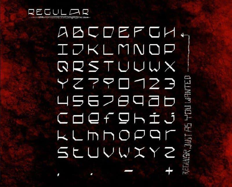 Download Isabov font (typeface)