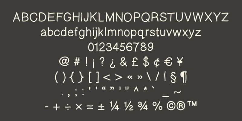 Download Tidy Hand font (typeface)