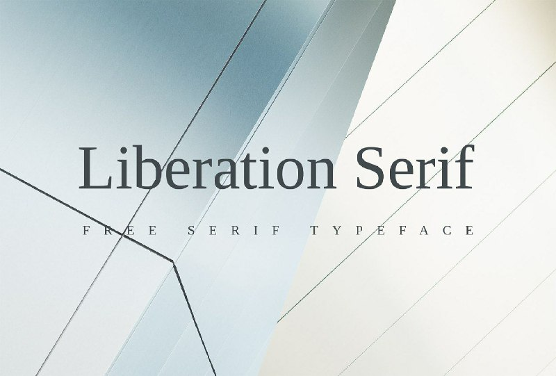 Download Liberation serif font (typeface)