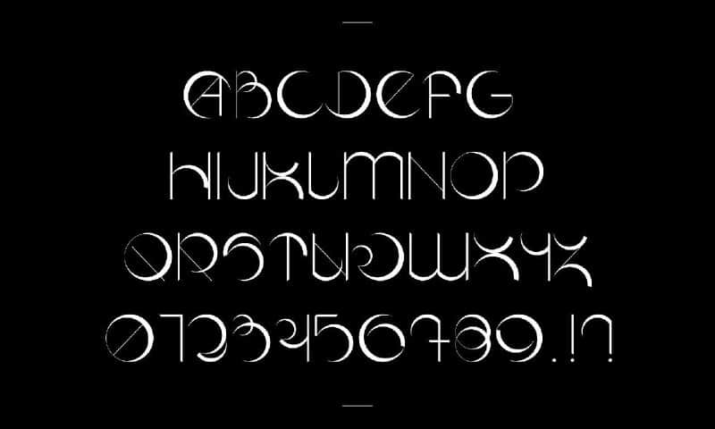 Download SUPERA font (typeface)