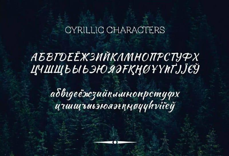 Download Sweet Mavka font (typeface)