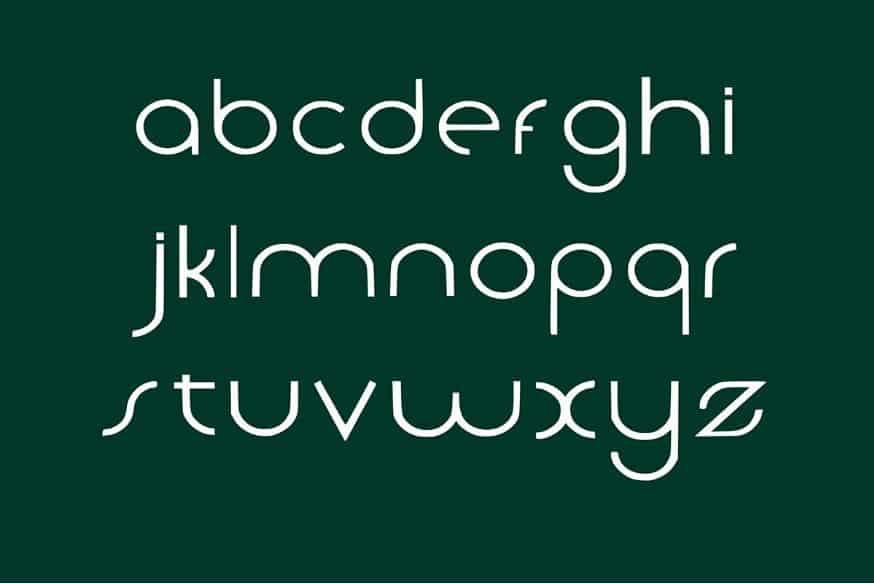 Download Noga font (typeface)