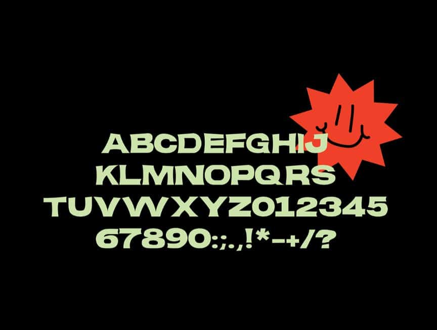 Download Jangkuy font (typeface)