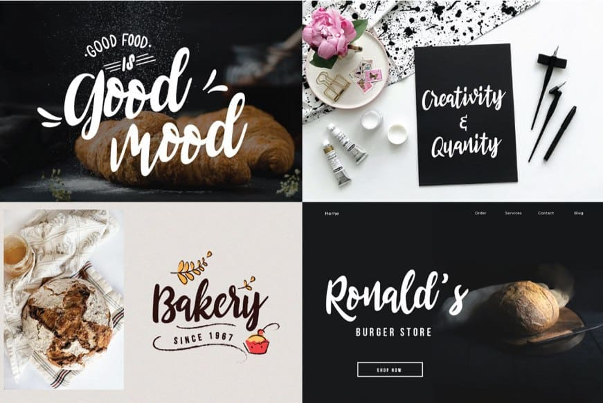 Download Roullasse font (typeface)