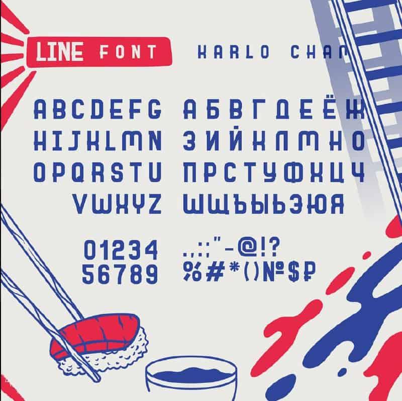 Download Karlo font (typeface)