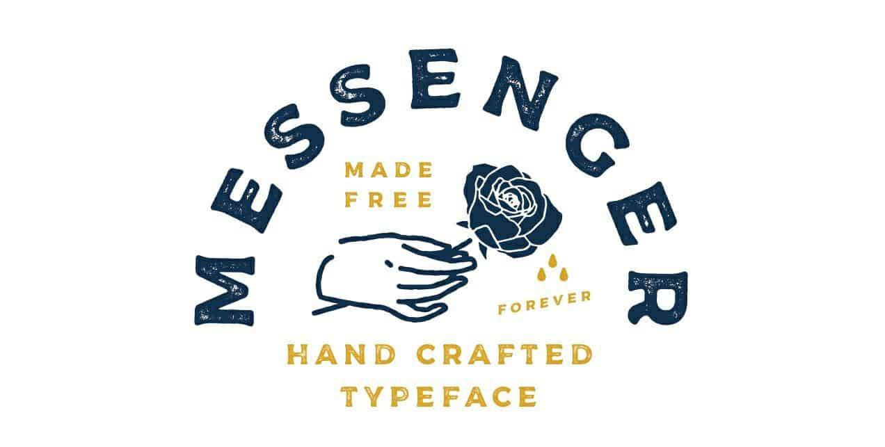 Download Messenger font (typeface)