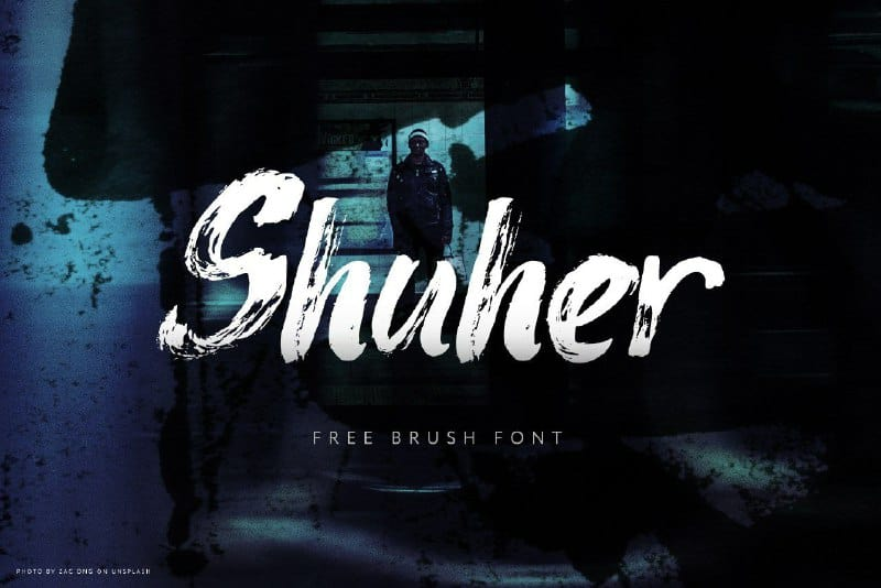 Download Shuher font (typeface)