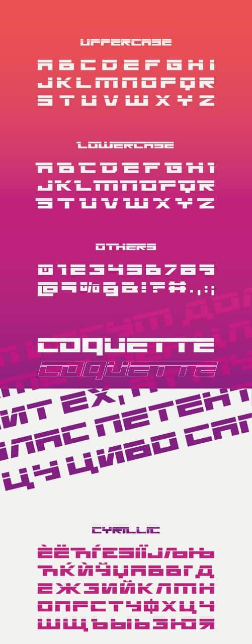 Download Inuetero font (typeface)
