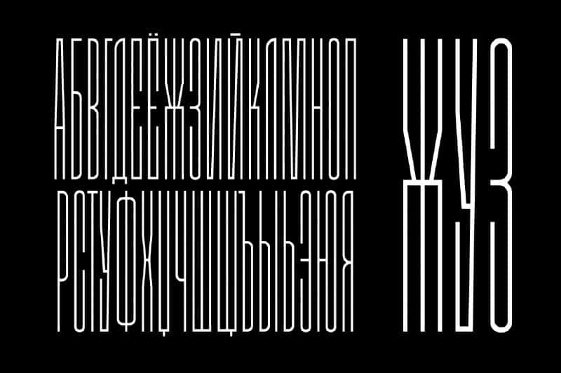 Download ZooCage font (typeface)