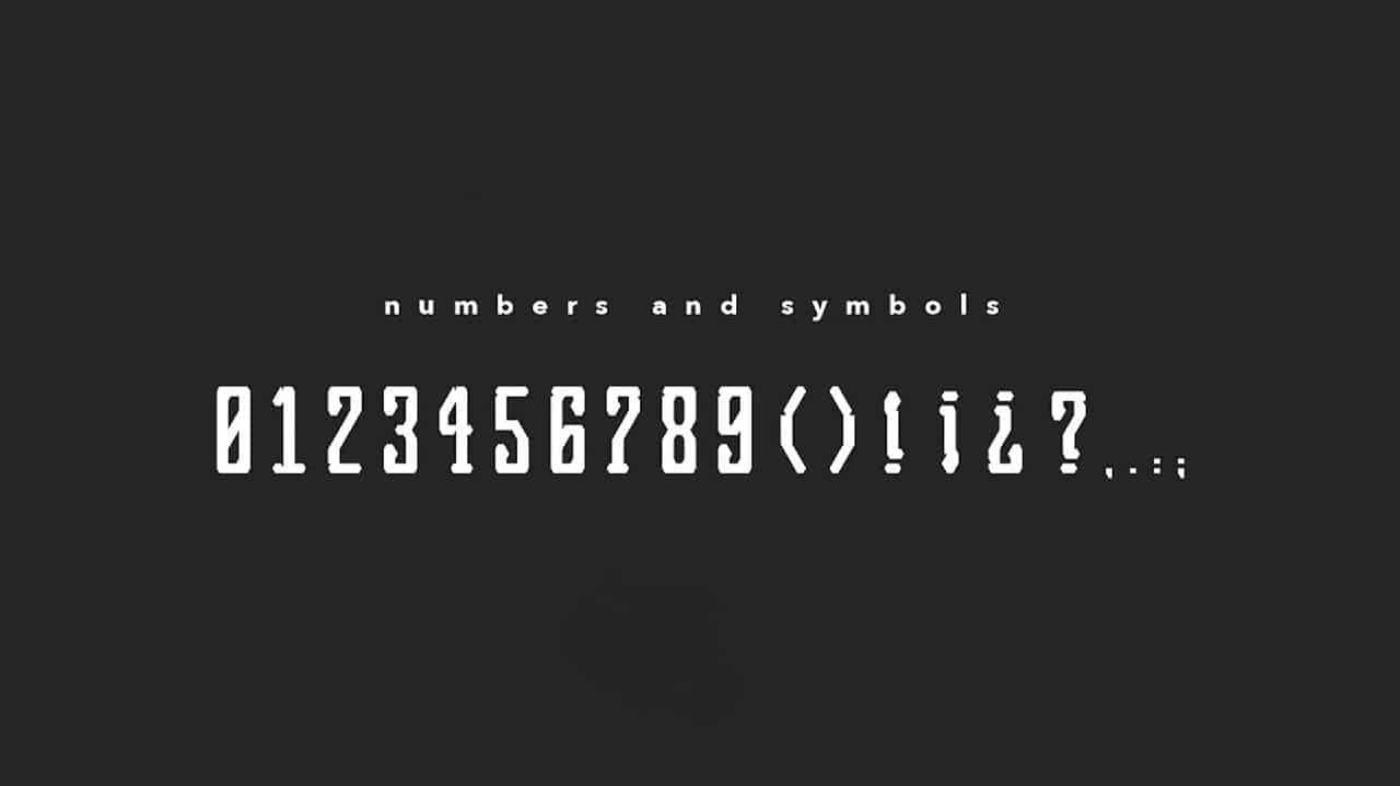 Download Baltazar font (typeface)