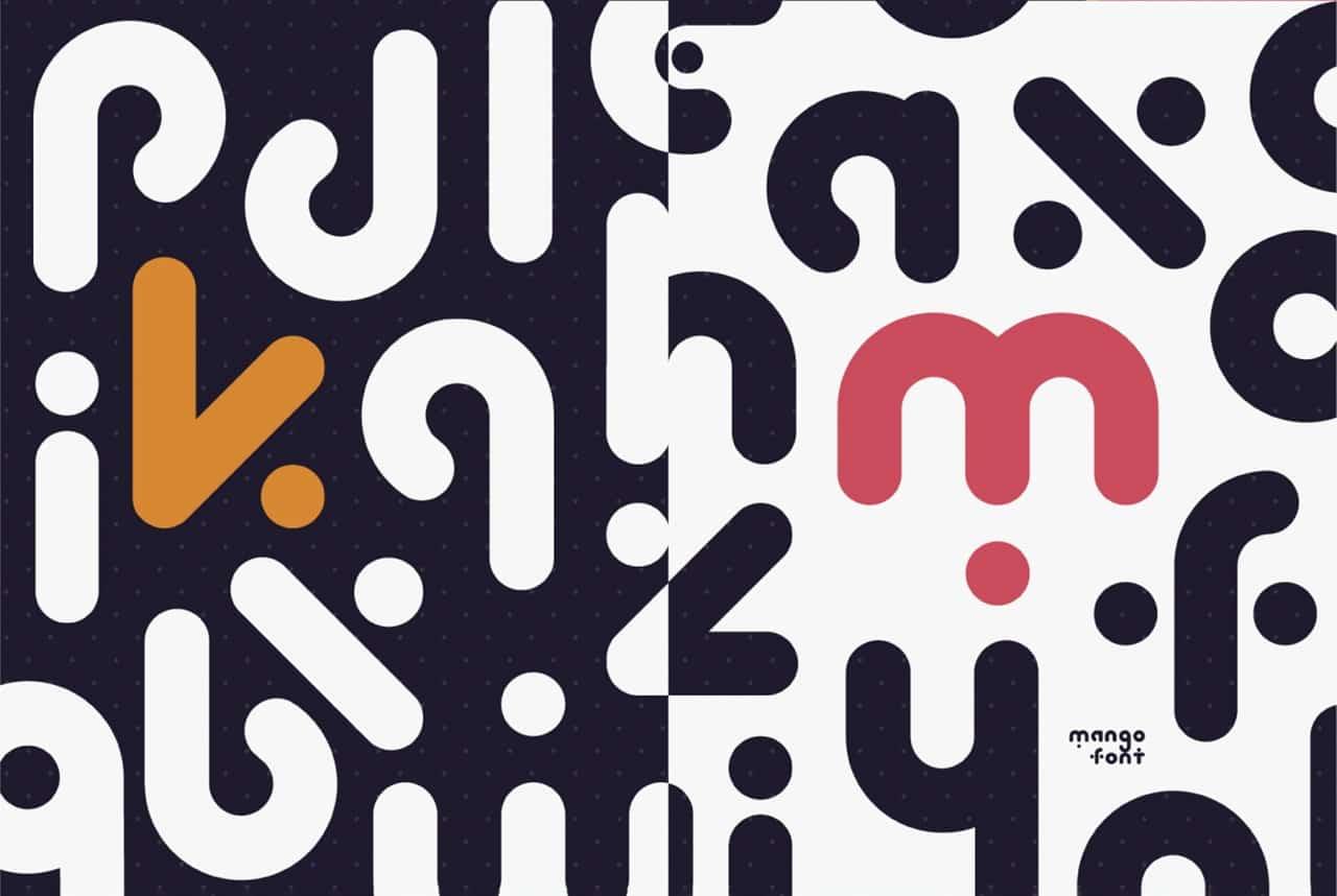 Download Mango font (typeface)
