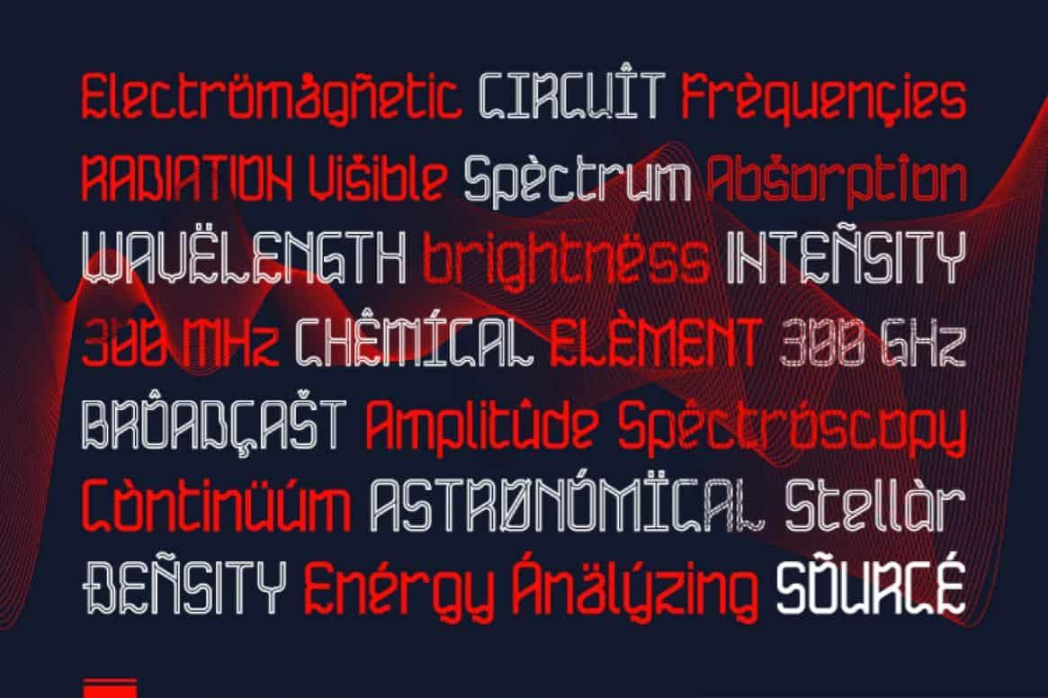 Download Spectrum font (typeface)