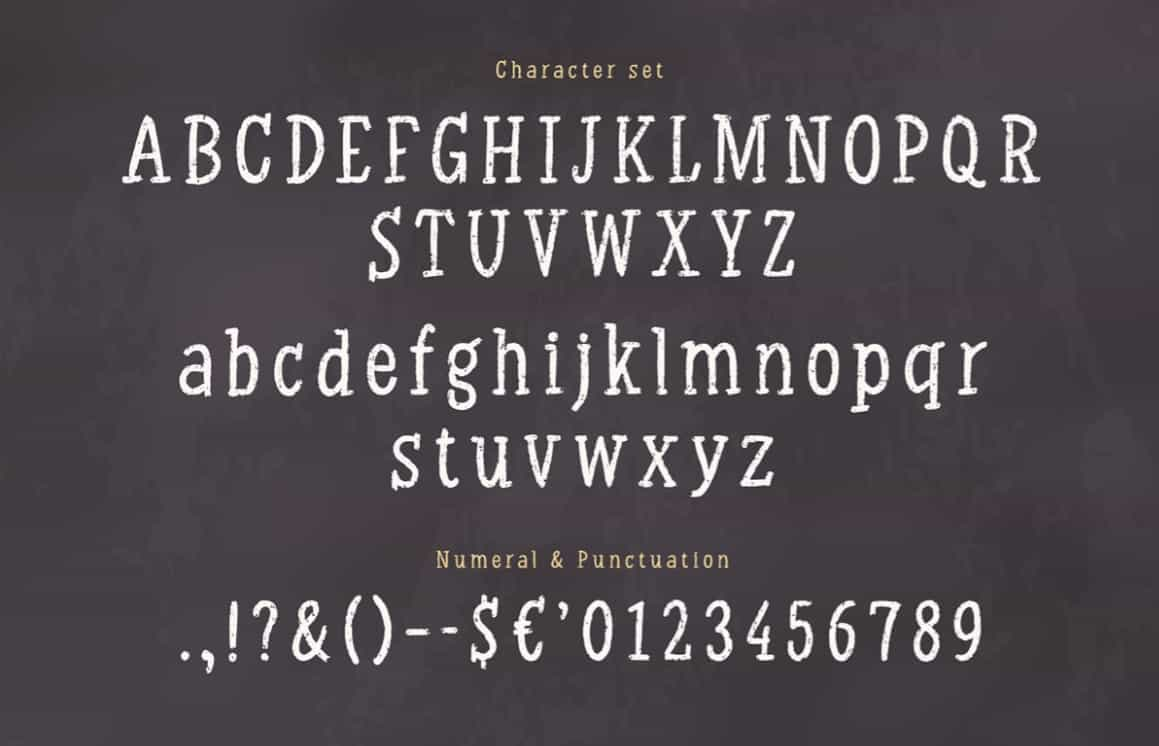 Download Chalk font (typeface)