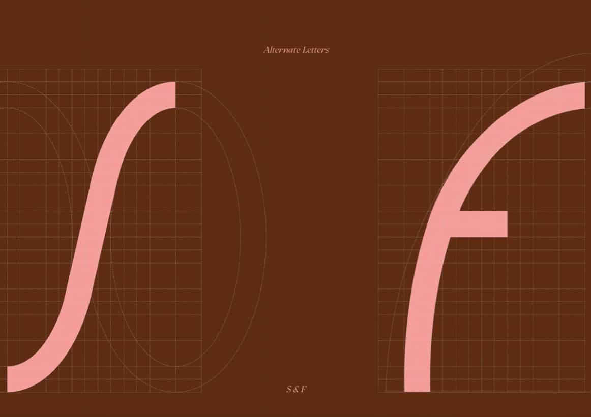 Download Gelosa Cara font (typeface)