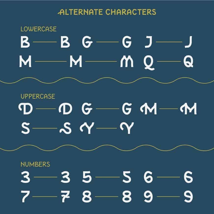 Download Presque font (typeface)