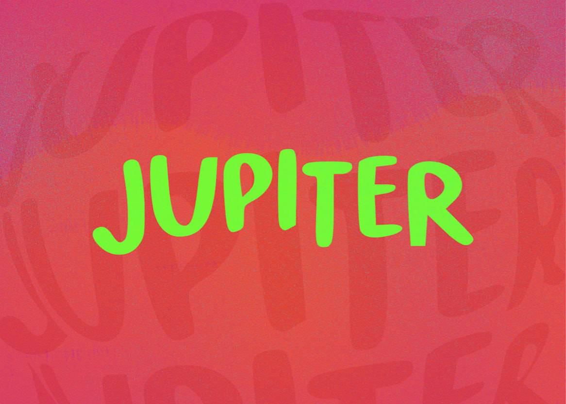 Download Jupiter font (typeface)