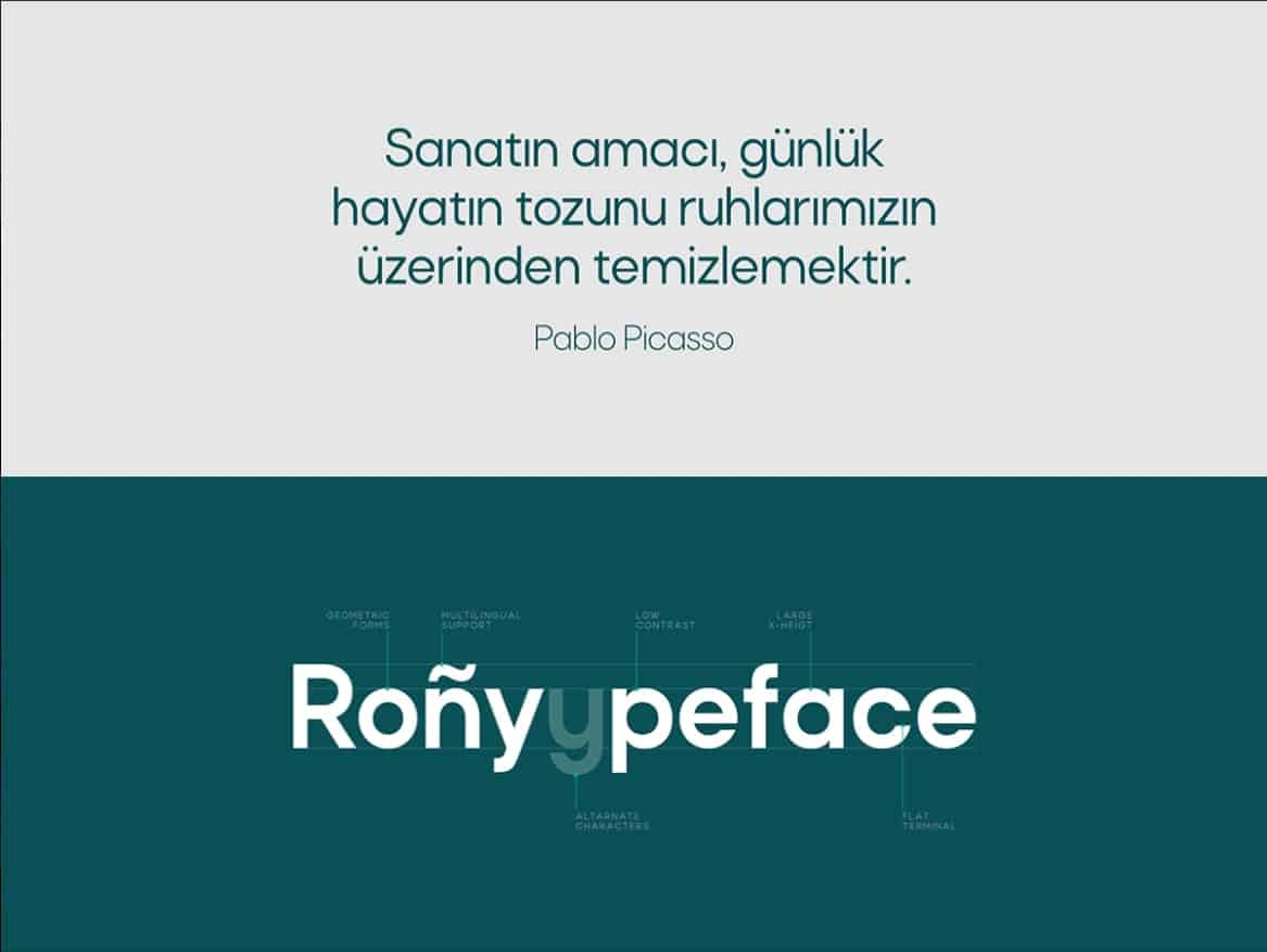 Download Rota font (typeface)