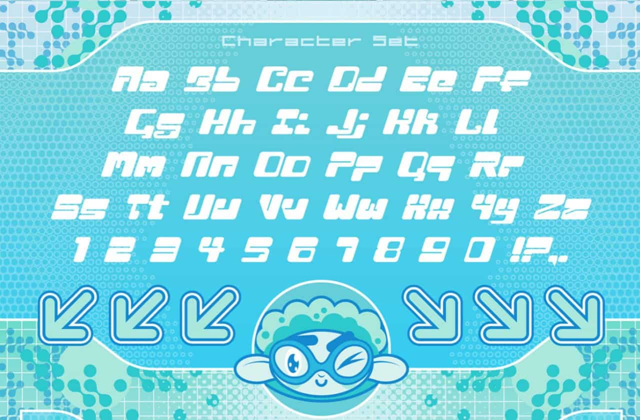 Download Excelorate font (typeface)