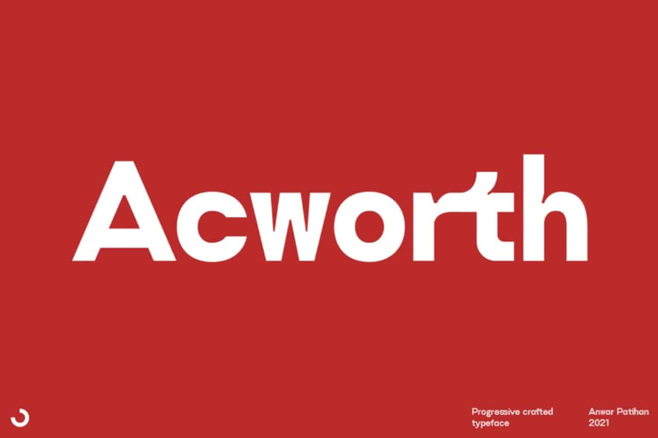 Download Acworth font (typeface)