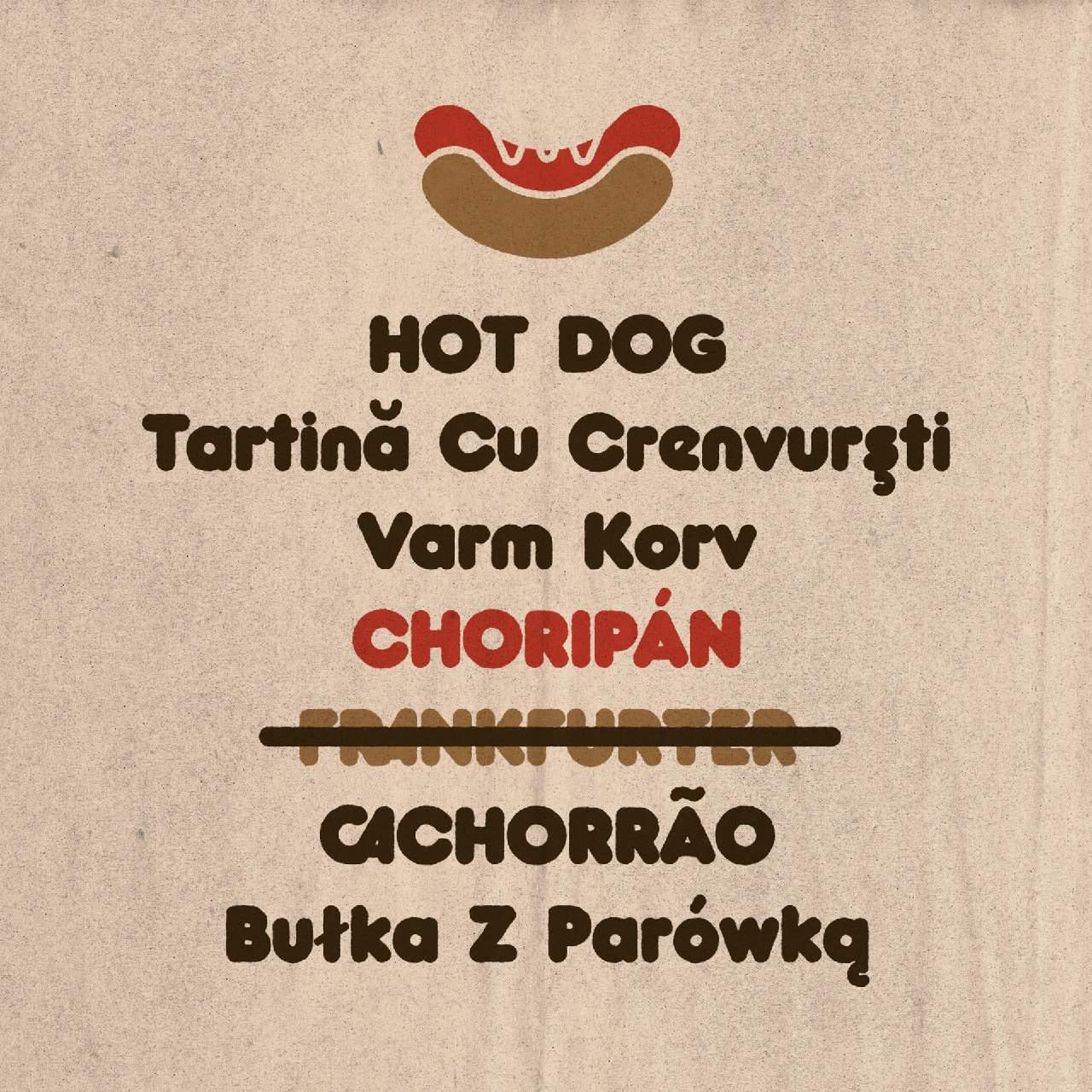 Download Choripan font (typeface)