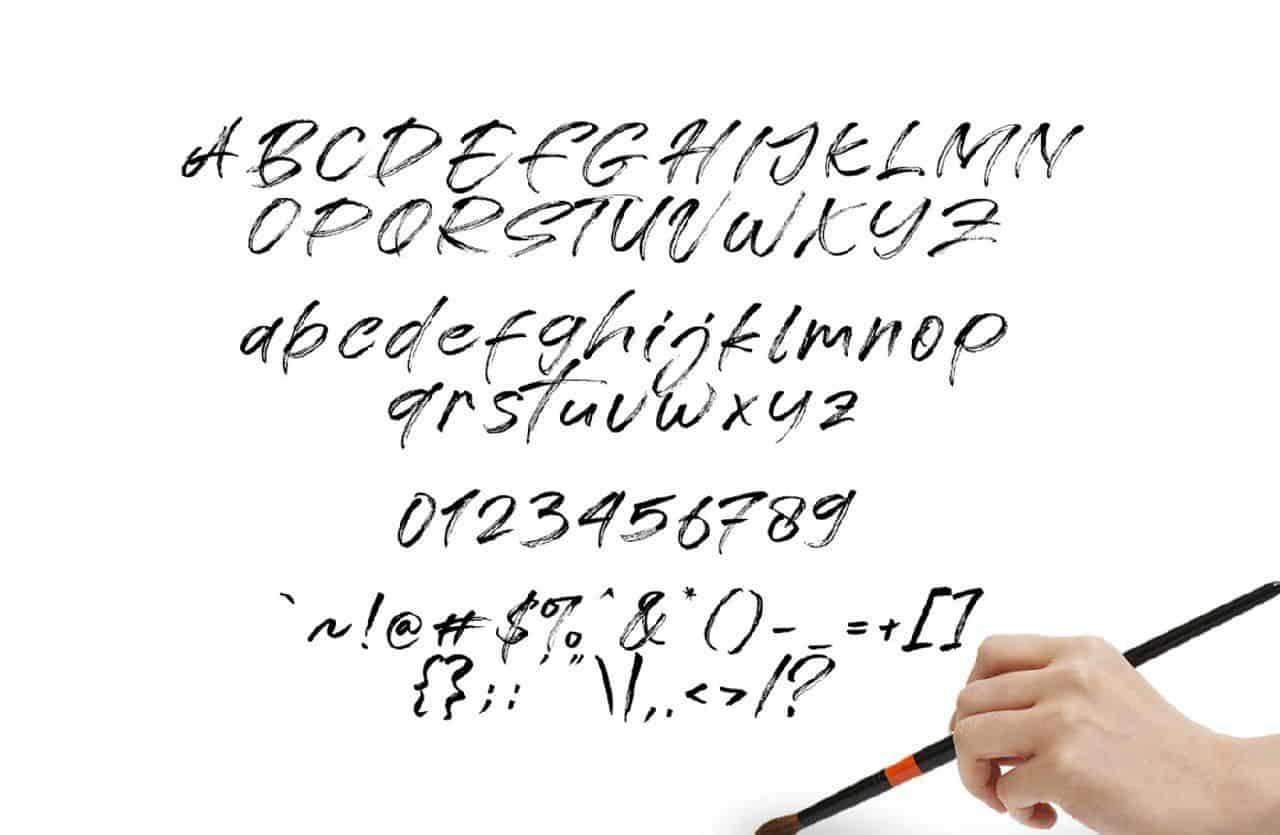 Download Free License font (typeface)