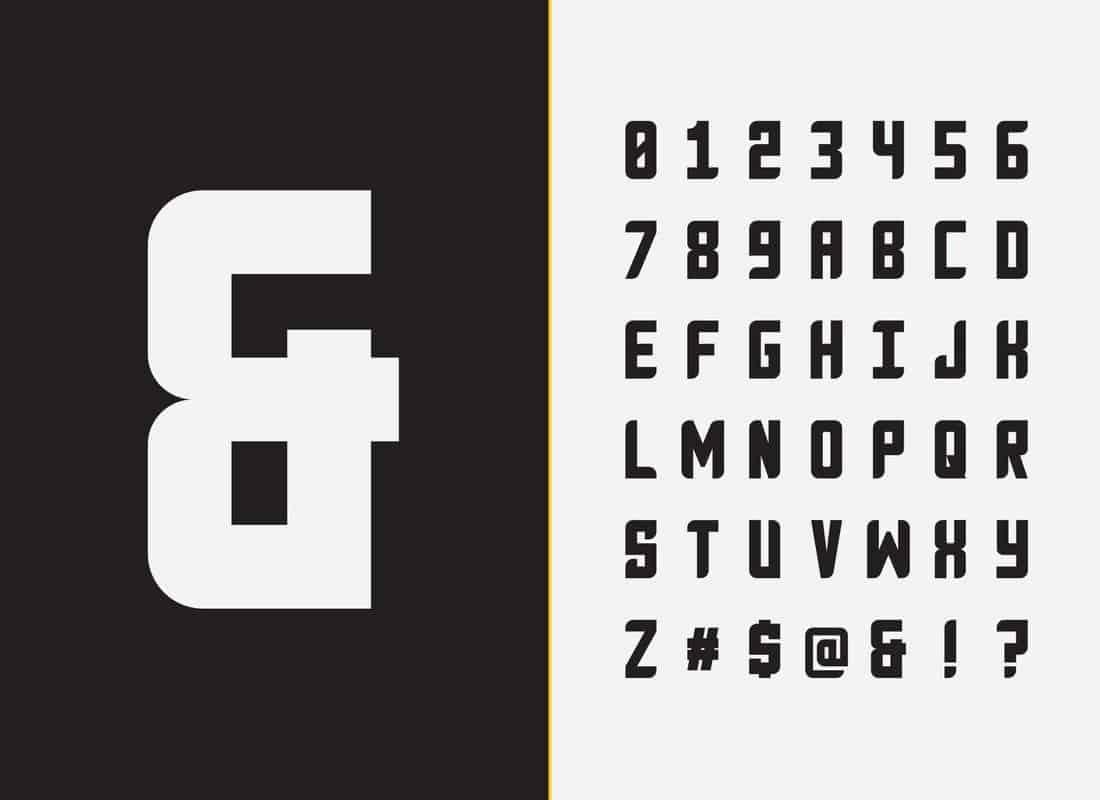 Download Anvyl font (typeface)