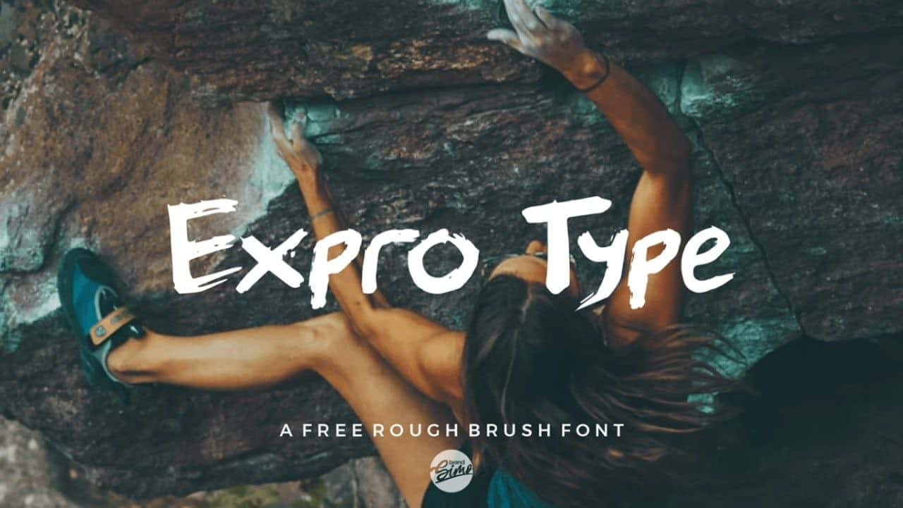 Download Expro font (typeface)