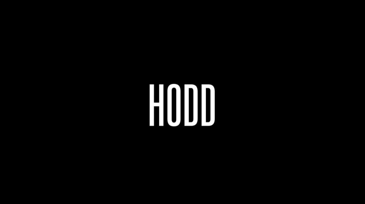 Download Hodd font (typeface)