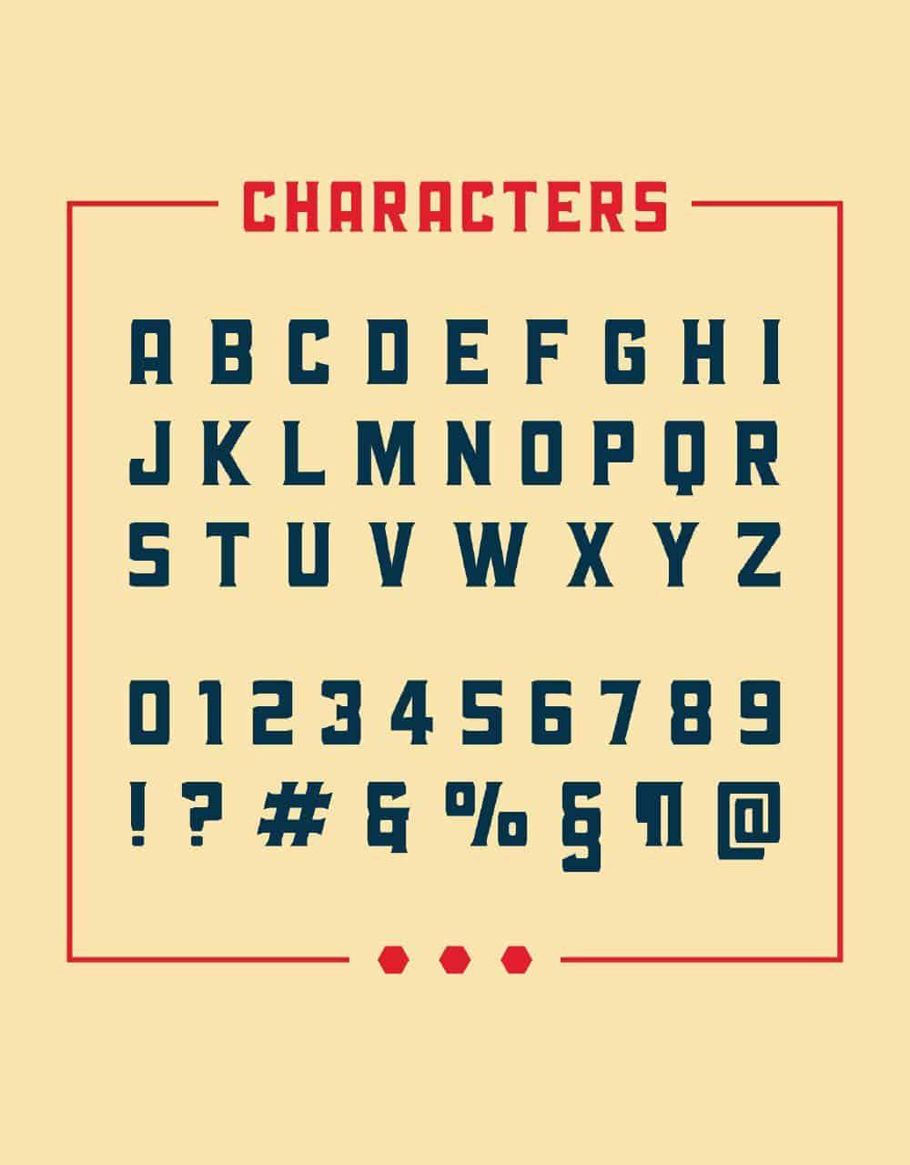 Download Benny's font (typeface)