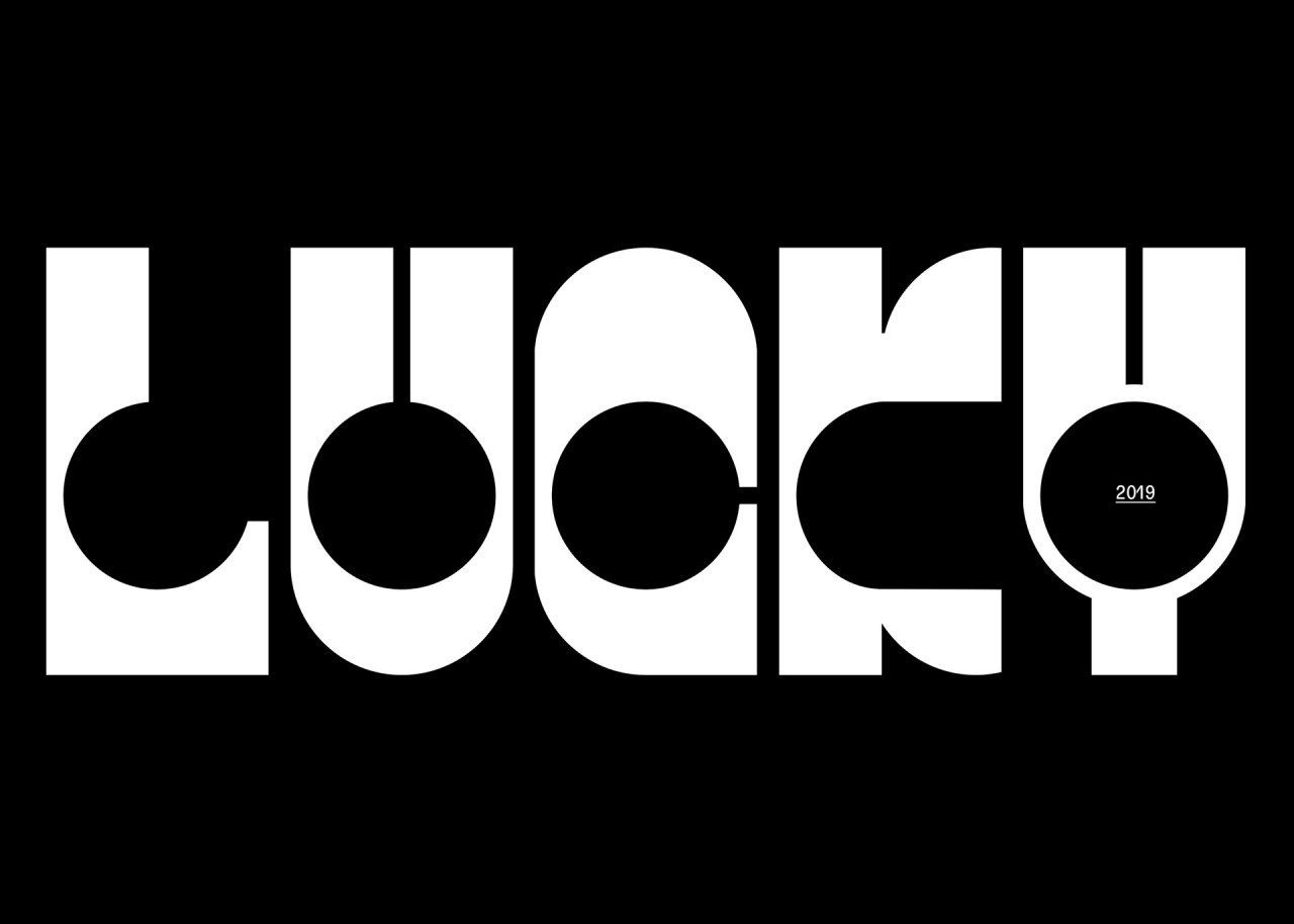 Download Lucky font (typeface)