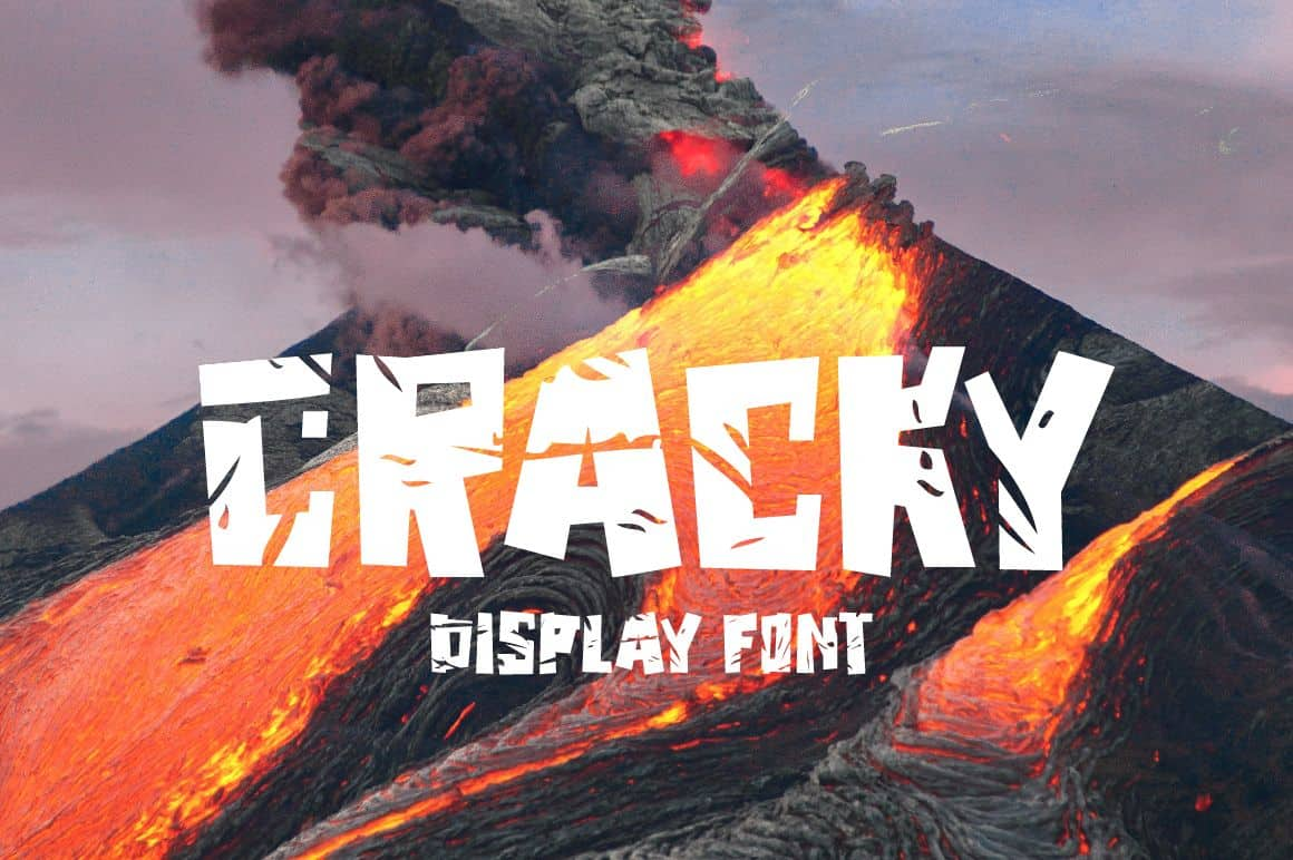 Download Cracky font (typeface)