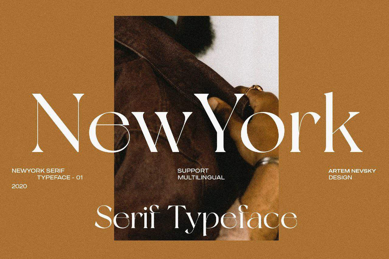 Download New York font (typeface)